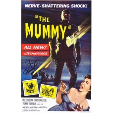 The Mummy Rare Vintage Movie Poster