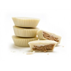 Rasta CBD Peanut Butter Cups - White Chocolate 75mg