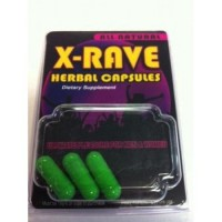 X-Rave Herbal Party Capsules
